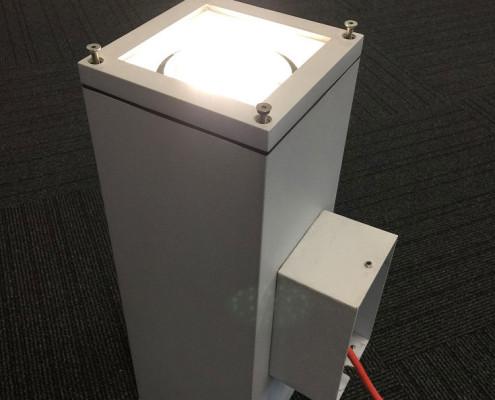 LED G12 Omgebouwd