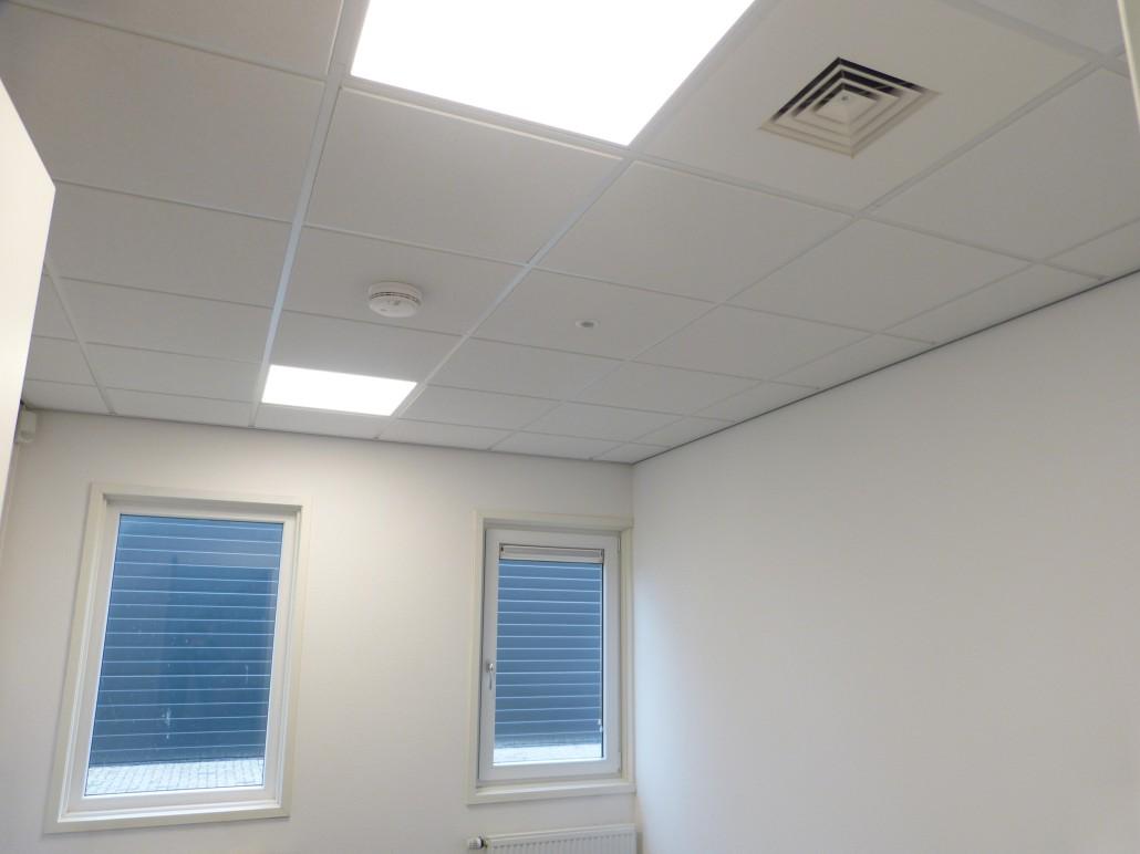 LED verlichting project TryDo Innovations B.V, Drachten