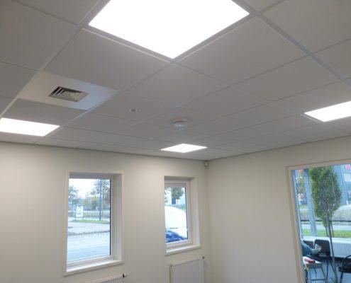 LED-Beleuchtungsprojekt