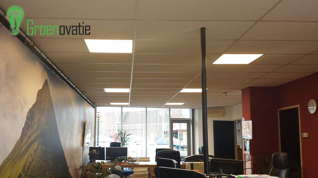 Groenovatie - LED Panels Projekt Appingedam