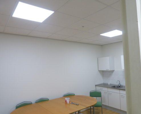 Projet d'éclairage à LED