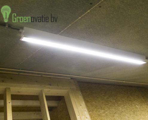 Projet d'éclairage LED