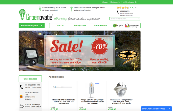 ledverlichting-groenovatie-webshop